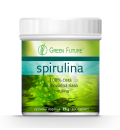 Spirulina Green Future 75g